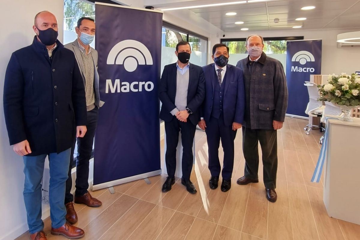 Banco Macro-Dalvian